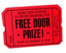 door prize