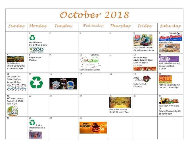 October Calendar-1